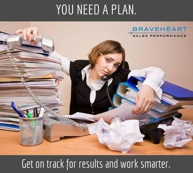 Get a Plan, Get Sales