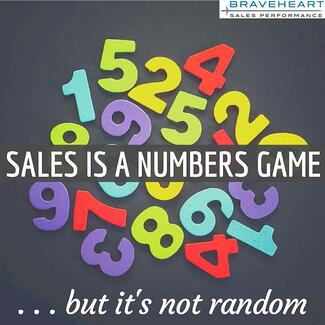 do the math of sales success